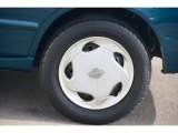 Nissan Altima 1995 Wheels and Tires