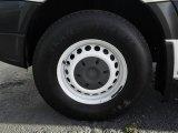 Dodge Sprinter Van 2009 Wheels and Tires