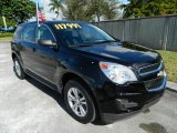 2010 Black Chevrolet Equinox LS #74489919