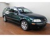 2002 Volkswagen Passat Pine Green Metallic