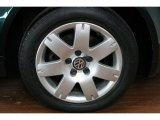 Volkswagen Passat 2002 Wheels and Tires