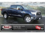 2013 Nautical Blue Metallic Toyota Tundra CrewMax 4x4 #74543642