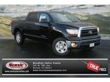 2013 Black Toyota Tundra CrewMax 4x4 #74543639