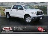 2013 Super White Toyota Tundra CrewMax 4x4 #74543638