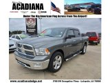 2012 Mineral Gray Metallic Dodge Ram 1500 Big Horn Crew Cab #74543817