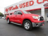 2008 Radiant Red Toyota Tundra SR5 Double Cab #74543739