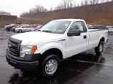 2013 Ford F150 XL Regular Cab 4x4 Data, Info and Specs