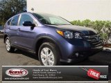 2013 Twilight Blue Metallic Honda CR-V EX #74543677