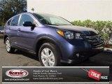 2013 Twilight Blue Metallic Honda CR-V EX #74543677