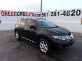 2010 Super Black Nissan Murano SL #74543855