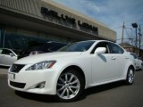 2008 Starfire White Pearl Lexus IS 250 AWD #7439297