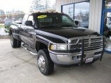 1999 Dodge Ram 3500 ST Extended Cab 4x4 Dually Data, Info and Specs