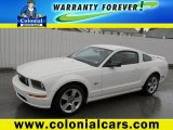 2006 Performance White Ford Mustang GT Premium Coupe #74572978