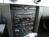 2006 Ford Mustang GT Premium Coupe Controls