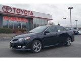 2012 Attitude Black Metallic Toyota Camry SE #74572613