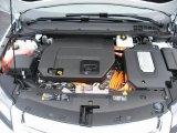 2013 Chevrolet Volt  Voltec 111 kW Plug-In Electric Motor/1.4 Liter GDI DOHC 16-Valve VVT 4 Cylinder/Electric Engine Engine