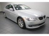 2013 Titanium Silver Metallic BMW 3 Series 328i Coupe #74572781