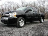 2009 Chevrolet Silverado 1500 Black Granite Metallic
