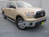 2010 Sandy Beach Metallic Toyota Tundra CrewMax #74572683
