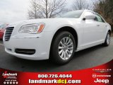 2013 Bright White Chrysler 300  #74572579
