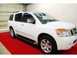 2012 Blizzard White Nissan Armada SL #74572577