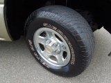 2000 Chevrolet Silverado 1500 LS Extended Cab 4x4 Wheel