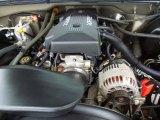 2000 Chevrolet Silverado 1500 LS Extended Cab 4x4 5.3 Liter OHV 16-Valve Vortec V8 Engine