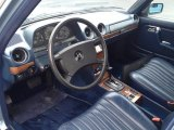1985 Mercedes-Benz E Class Interiors