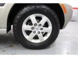 Mitsubishi Montero 2005 Wheels and Tires