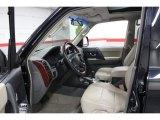 Mitsubishi Montero Interiors