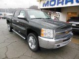 2013 Fairway Metallic Chevrolet Silverado 1500 LT Crew Cab 4x4 #74572566