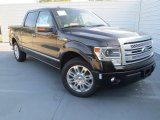 2013 Kodiak Brown Metallic Ford F150 Platinum SuperCrew #74572674