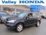 2010 Crystal Black Pearl Honda CR-V LX AWD #74572482
