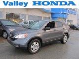 2010 Polished Metal Metallic Honda CR-V LX AWD #74572481