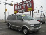 2001 Light Pewter Metallic Chevrolet Astro Passenger Van #7433972