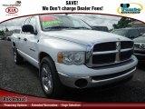 2004 Bright White Dodge Ram 1500 SLT Quad Cab #74572942