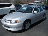 2003 Ultra Silver Metallic Chevrolet Cavalier LS Sport Coupe #7438522
