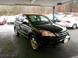 2010 Crystal Black Pearl Honda CR-V LX AWD #74572845