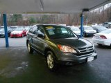 2011 Polished Metal Metallic Honda CR-V EX 4WD #74572843