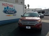 2013 Ruby Red Metallic Ford Explorer FWD #74572538