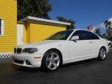 2006 Alpine White BMW 3 Series 325i Coupe #74573012