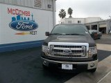 2013 Kodiak Brown Metallic Ford F150 XLT SuperCrew #74572530