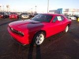 2013 Redline 3-Coat Pearl Dodge Challenger SXT Plus #74572717