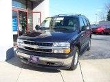 2005 Dark Blue Metallic Chevrolet Tahoe LS 4x4 #7441154