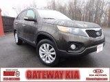 2011 Java Brown Kia Sorento EX AWD #74572998