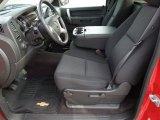 2011 Chevrolet Silverado 1500 LT Regular Cab Front Seat