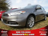 2013 Tungsten Metallic Dodge Dart SXT #74624545