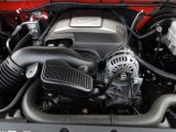 2011 Chevrolet Silverado 1500 LT Regular Cab 4.8 Liter Flex-Fuel OHV 16-Valve Vortec V8 Engine