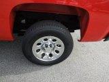 2011 Chevrolet Silverado 1500 LT Regular Cab Wheel