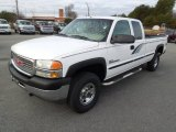 2001 GMC Sierra 2500HD SL Extended Cab 4x4 Data, Info and Specs